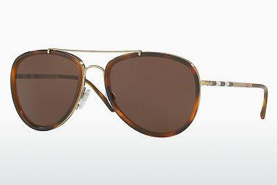 Ophthalmic Glasses Burberry BE3090Q 116773 - Brown, Havanna