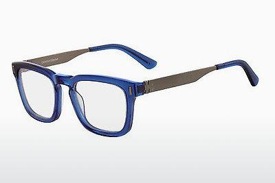 Ophthalmic Glasses Calvin Klein CK8018 405 - Grey, Navy