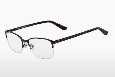 Ophthalmic Glasses Calvin Klein CK8038 223 - Brown