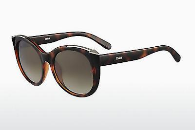Ophthalmic Glasses Chloé CE660S 219 - Tortoise