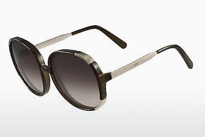 Ophthalmic Glasses Chloé CE712S 303 - Green, Khaki