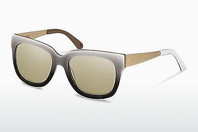 Ophthalmic Glasses Claudia Schiffer C3010 B - Grey, Gold