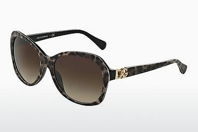 Ophthalmic Glasses Dolce & Gabbana ICONIC LOGO (DG4163P 199513) - Leopard