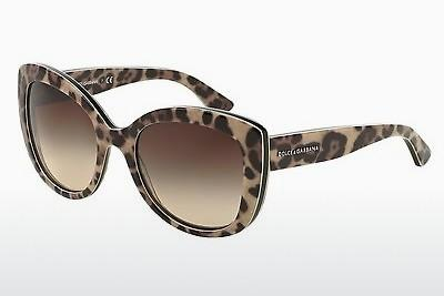 Ophthalmic Glasses Dolce & Gabbana ENCHANTED BEAUTIES (DG4233 287013) - Leopard