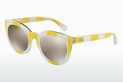 Ophthalmic Glasses Dolce & Gabbana DG4249 30255A - Yellow, White
