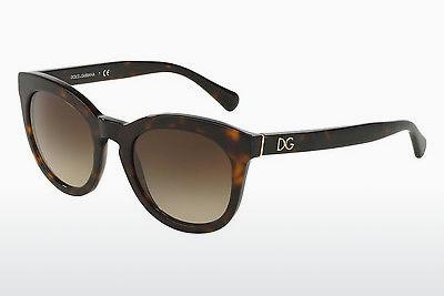 Ophthalmic Glasses Dolce & Gabbana DG4249 502/13 - Brown, Havanna