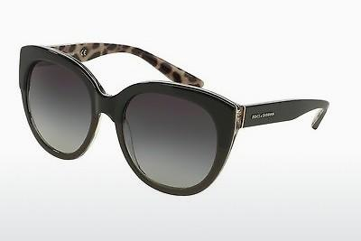 Ophthalmic Glasses Dolce & Gabbana DG4259 28578G - Black, Leopard