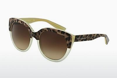 Ophthalmic Glasses Dolce & Gabbana DG4259 295013 - Leopard