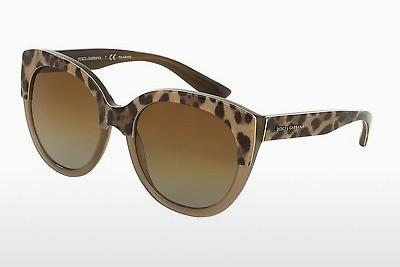 Ophthalmic Glasses Dolce & Gabbana DG4259 2967T5 - Brown, Leopard