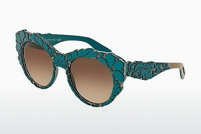 Ophthalmic Glasses Dolce & Gabbana DG4267 300013 - Blue, Flowers