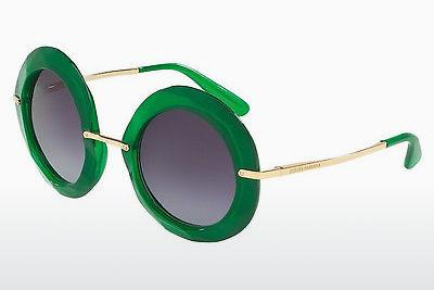 Ophthalmic Glasses Dolce & Gabbana DG6105 30088E - Transparent, Green