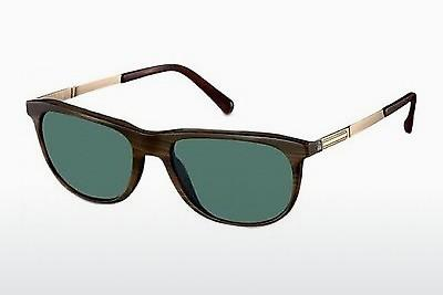 Ophthalmic Glasses Dunhill D3009 A - Green, Brown