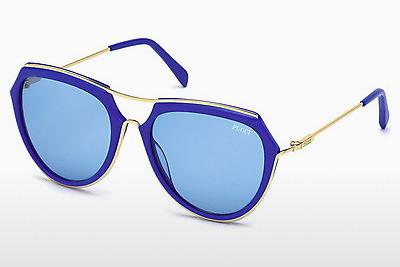 Ophthalmic Glasses Emilio Pucci EP0016 90V - Blue, Shiny