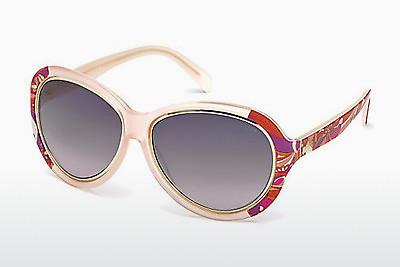 Ophthalmic Glasses Emilio Pucci EP0018 72T - Gold, Rosa