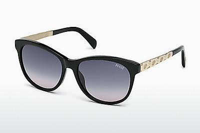 Ophthalmic Glasses Emilio Pucci EP0022 01B - Black, Shiny