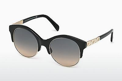 Ophthalmic Glasses Emilio Pucci EP0023 01B - Black, Shiny