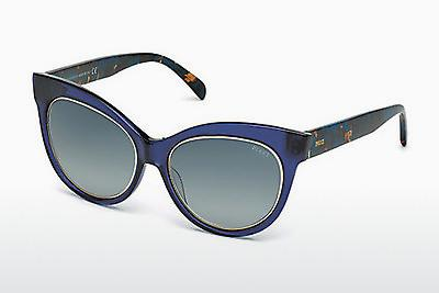 Ophthalmic Glasses Emilio Pucci EP0024 90W - Blue, Shiny