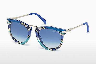 Ophthalmic Glasses Emilio Pucci EP0025 89W - Blue, Turquoise