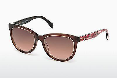 Ophthalmic Glasses Emilio Pucci EP0027 48F - Brown, Dark, Shiny