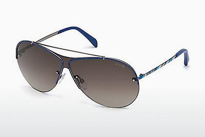 Ophthalmic Glasses Emilio Pucci EP0031 90K - Blue, Shiny