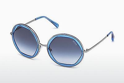 Ophthalmic Glasses Emilio Pucci EP0036 84W - Blue, Azure, Shiny