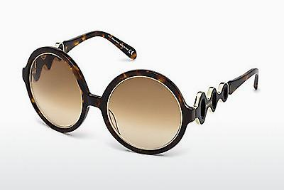 Ophthalmic Glasses Emilio Pucci EP0039 52F - Brown, Dark, Havana