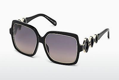 Ophthalmic Glasses Emilio Pucci EP0040 01B - Black, Shiny