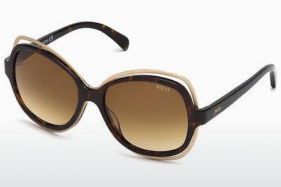 Ophthalmic Glasses Emilio Pucci EP0056 52F - Brown, Havana