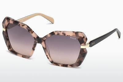 Ophthalmic Glasses Emilio Pucci EP0063 55F - Havanna, Brown