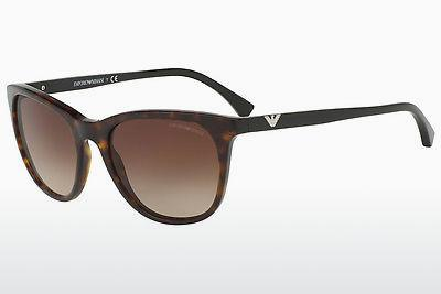 Ophthalmic Glasses Emporio Armani EA4086 502613 - Brown, Havanna