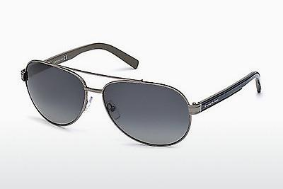 Ophthalmic Glasses Ermenegildo Zegna EZ0004 08D - Grey, Shiny