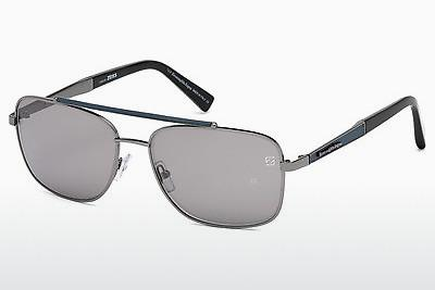 Ophthalmic Glasses Ermenegildo Zegna EZ0036 12C - Grey, Dark, Shiny