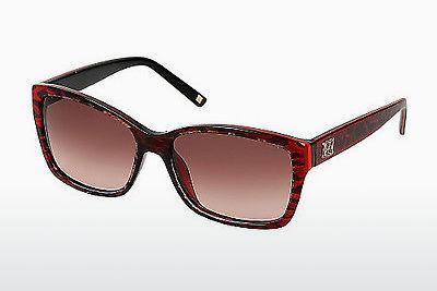 Ophthalmic Glasses Escada SES307 0AQ4 - Red, Leopard
