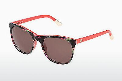 Ophthalmic Glasses Escada SES349 0NVW - Red, Flowers