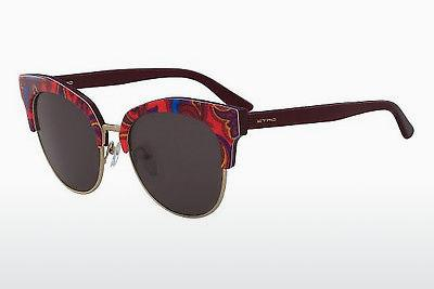 Ophthalmic Glasses Etro ET108S 607 - Red, Havanna, Multi-coloured