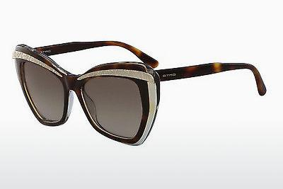 Ophthalmic Glasses Etro ET645S 249 - Brown, Havanna