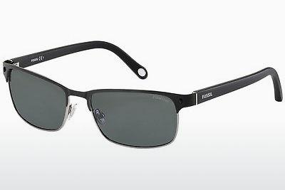Ophthalmic Glasses Fossil FOS 3000/P/S HBF/Y2 - Black, Silver