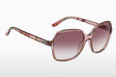 Ophthalmic Glasses Gucci GG 3632/N/S 2E6/16 - Pink, Flowers