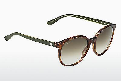 Ophthalmic Glasses Gucci GG 3722/S HLZ/DB - Brown, Havanna