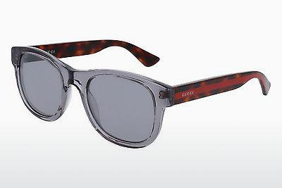 Ophthalmic Glasses Gucci GG0003S 005 - Grey