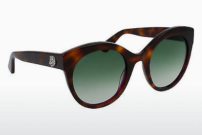 Ophthalmic Glasses Gucci GG0028S 002 - Brown, Havanna