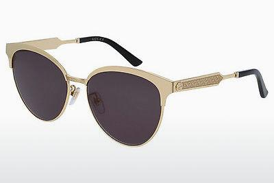 Ophthalmic Glasses Gucci GG0074S 003 - Gold