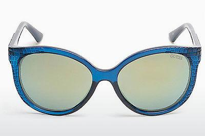 Ophthalmic Glasses Guess GU7402 89Q - Blue, Turquoise