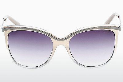 Ophthalmic Glasses Guess GU7420 57B - Horn, Shiny