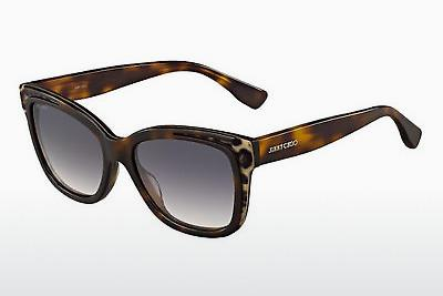 Ophthalmic Glasses Jimmy Choo BEBI/S PUU/9C - Leopard, Brown, Havanna
