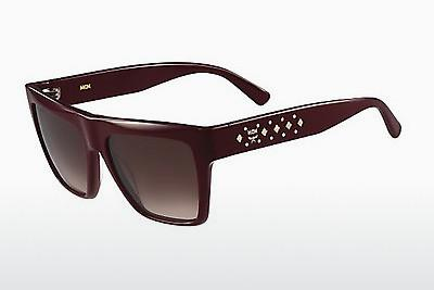 Ophthalmic Glasses MCM MCM601S 604 - Burgundy, Red