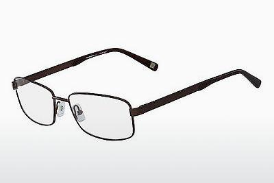 Ophthalmic Glasses MarchonNYC M-HAMILTON 210 - Brown