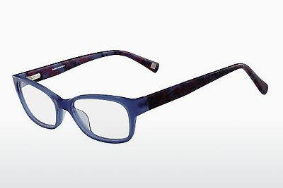 Ophthalmic Glasses MarchonNYC M-KATZ 412 - Grey, Navy