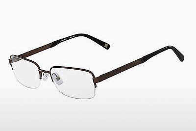 Ophthalmic Glasses MarchonNYC M-ROOSEVELT 210 - Brown