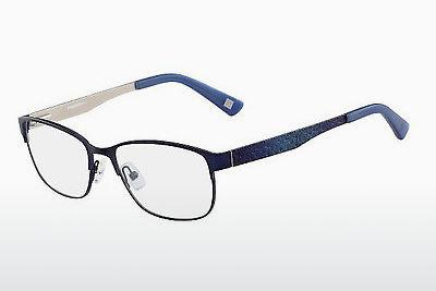 Ophthalmic Glasses MarchonNYC M-ROSEN 412 - Grey, Navy
